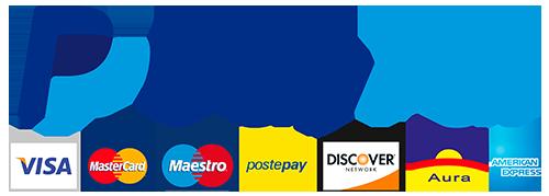 Acquista con PayPal